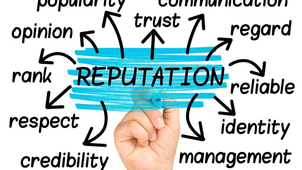 reputation management banner